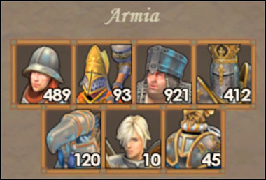 The army collected in four castles. The final battle becomes very easy. - Campaign 1, Mission 5 - Choice - Campaign 1 - Freyda's Dilema - Heroes of Might and Magic V: Hammers of Fate - Game Guide and Walkthrough