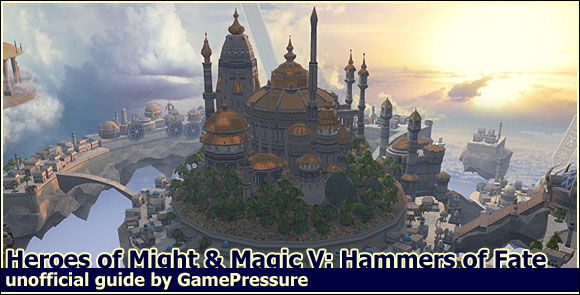 Heroes of Might and Magic V: Hammers of Fate-(PC en ...