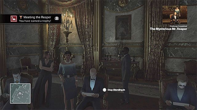 How to unlock: Become Tobias Reaper - Hitman Legacy Trophies - Achievements - Paris - Hitman Legacy - Hitman 2 Guide
