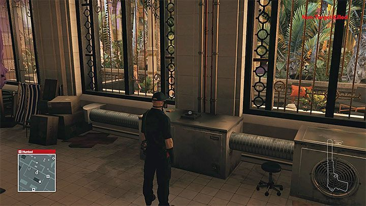 Place the insecticide in the ventilation system. - Hitman Legacy Trophies - Achievements - Bangkok - Hitman Legacy - Hitman 2 Guide