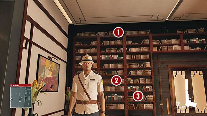 Statues 1-3: South-east part of the apartment - Hitman Legacy Trophies - Achievements - Bangkok - Hitman Legacy - Hitman 2 Guide