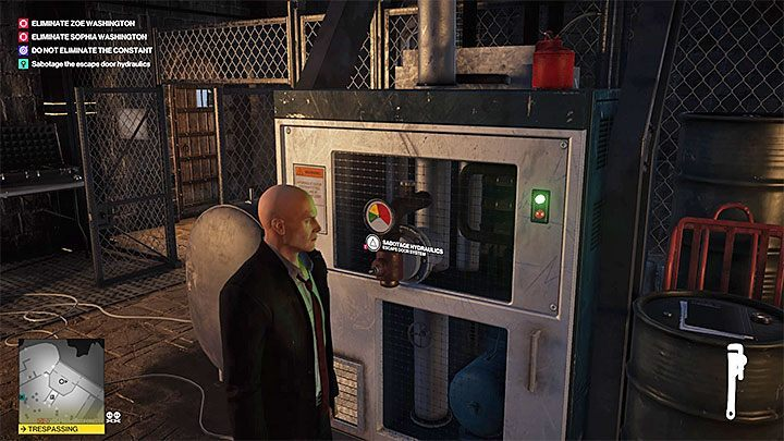 Story Missions on The Ark Society level - Hitman 2 Guide