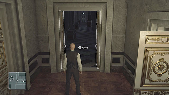 Reach the balconies above the catwalk - Murdering Viktor Novikov | Paris: The Showstopper - Paris: The Showstopper - Hitman Game Guide