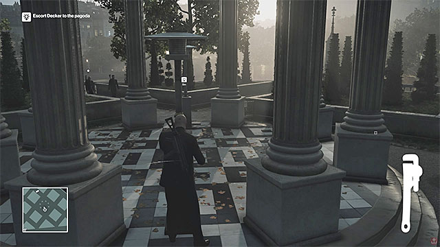 You can sabotage the gas lamp - Murdering Viktor Novikov | Paris: The Showstopper - Paris: The Showstopper - Hitman Game Guide