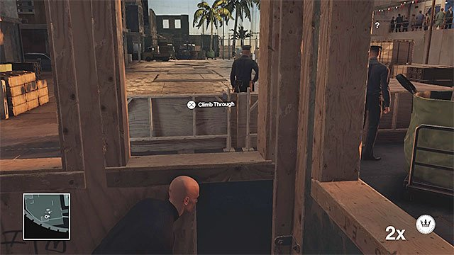 Yacht Infiltration Freeform Training Hitman Game Guide Gamepressure Com