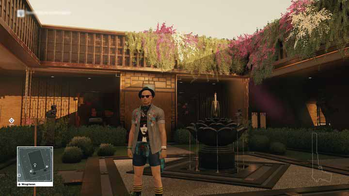 The most useless outfit, because it wont fool anyone. - Disguises | Bangkok - Bangkok: Club 27 - Hitman Game Guide