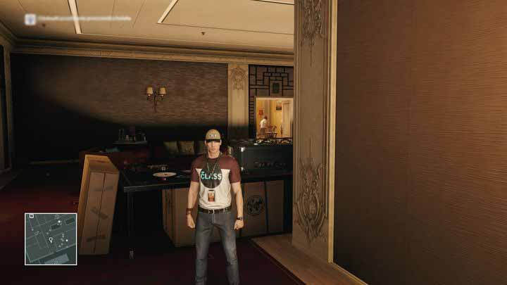 The Class crew outfit will get you in many places. - Disguises | Bangkok - Bangkok: Club 27 - Hitman Game Guide