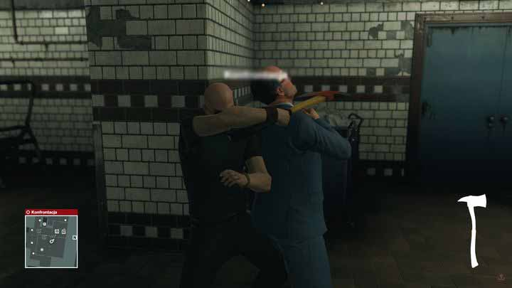 Run out of the room right after making the kill - Otis is going to come in ready to shoot you. - Murdering Ken Morgan | Bangkok - Bangkok: Club 27 - Hitman Game Guide