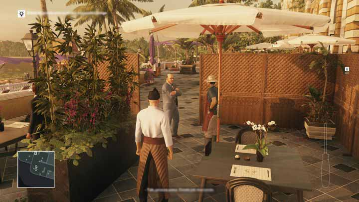 You can follow the groundskeeper if you want to make sure the deal is through. - Murdering Ken Morgan | Bangkok - Bangkok: Club 27 - Hitman Game Guide