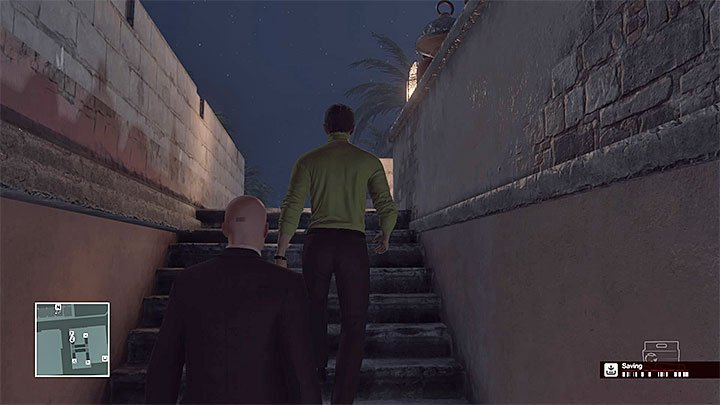 Wait to be alone with him - Murdering Matthieu Mendola | Marrakesh: A House Built on Sand - Summer Episode - Marrakesh: A House Built on Sand - Hitman Game Guide