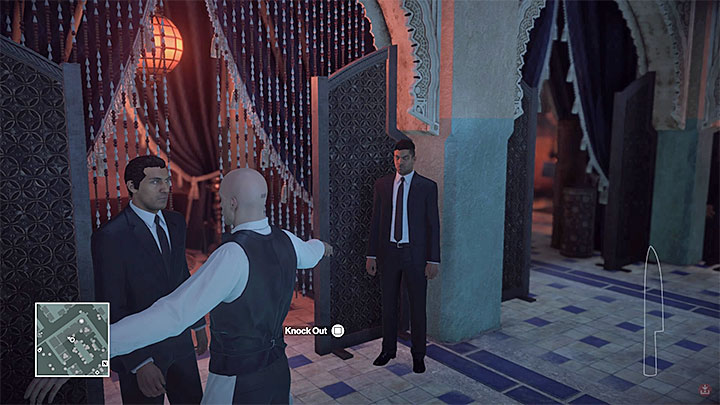 Let the bodyguard search you - Murdering Kong Tuo-Kwang | Marrakesh: A House Built on Sand - Summer Episode - Marrakesh: A House Built on Sand - Hitman Game Guide