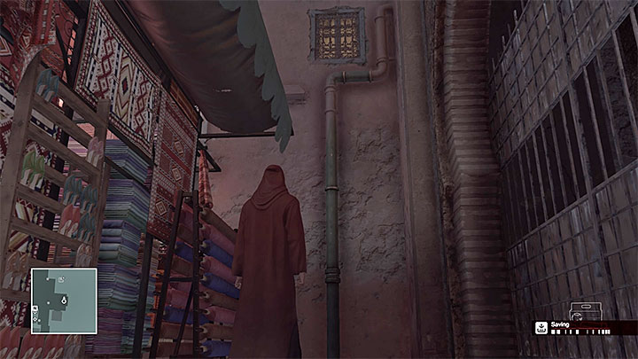 In Marrakesh, you will find no sniper rifle and for that reason, you have to select your own rifle for delivery into the area - Murdering both targets | Marrakesh: A House Built on Sand - Summer Episode - Marrakesh: A House Built on Sand - Hitman Game Guide