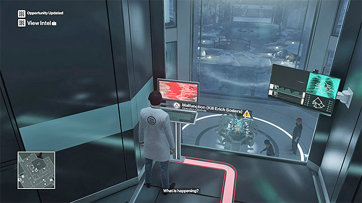 Sabotage AI and use the robot to kill Soders - Hokkaido | Achievements / Trophies - Achievements / Trophies - Hitman Game Guide