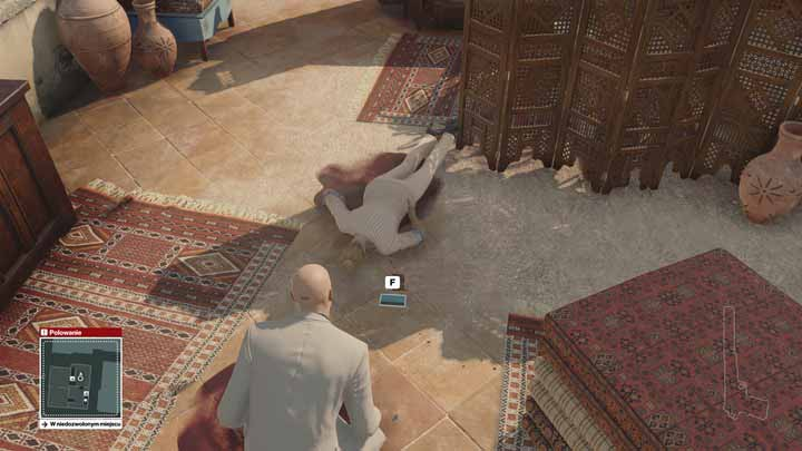 The card belongs to the former chief of the consulate security - kill or stun her. - Important items | Marrakesh - Marrakesh: A Gilded Cage - Hitman Game Guide