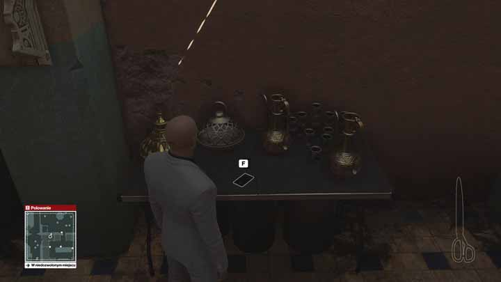 You can find the club card in the local shisha cafes break room. - Important items | Marrakesh - Marrakesh: A Gilded Cage - Hitman Game Guide