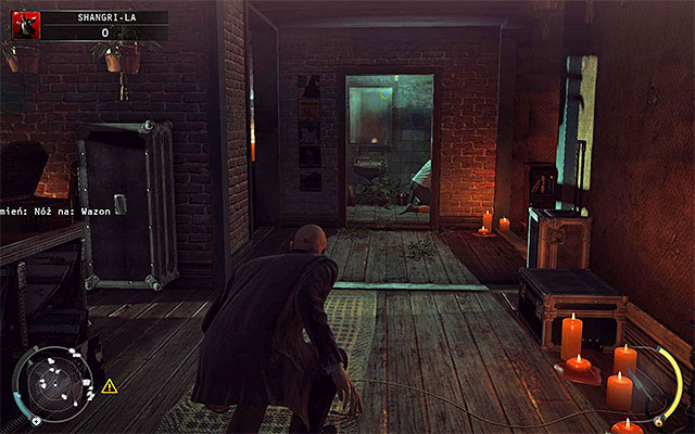 Start exploring the building, learning quite quickly that its residents grow marijuana - Shangri-La - Evading the police - 4: Run For Your Life - Hitman: Absolution - Game Guide and Walkthrough