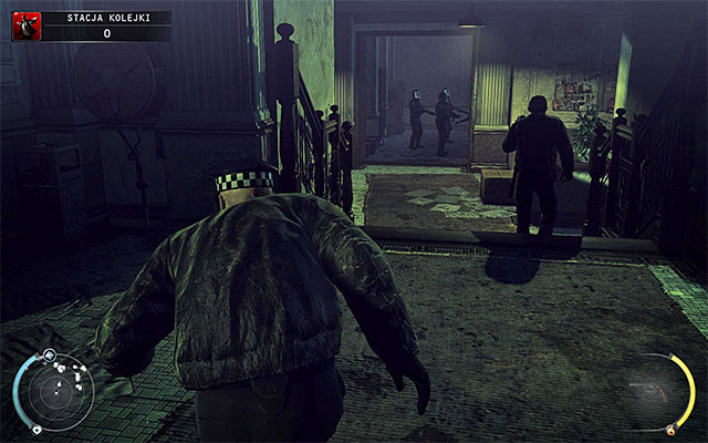 Note that heavily armed SWAT members appear in the building, so you have to watch out and not to fight them - Train station - Getting to train station - 4: Run For Your Life - Hitman: Absolution - Game Guide and Walkthrough