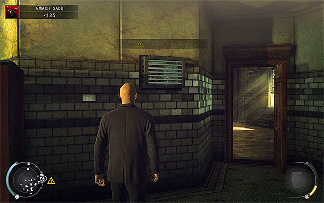 Regardless of whether computer terminal you have used, you'll stop the trail - Courthouse - Getting to the holding cells in defendant disguise - 15: Skurkys Law - Hitman: Absolution - Game Guide and Walkthrough