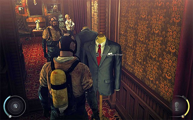 Tailor Shop 17 One Of A Kind Hitman Absolution Game Guide Gamepressure Com