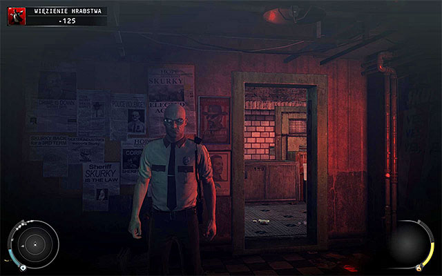 Hope police officer disguise can be obtained only in the County jail stage - 16: Operation Sledgehammer - Challenges - Hitman: Absolution - Game Guide and Walkthrough