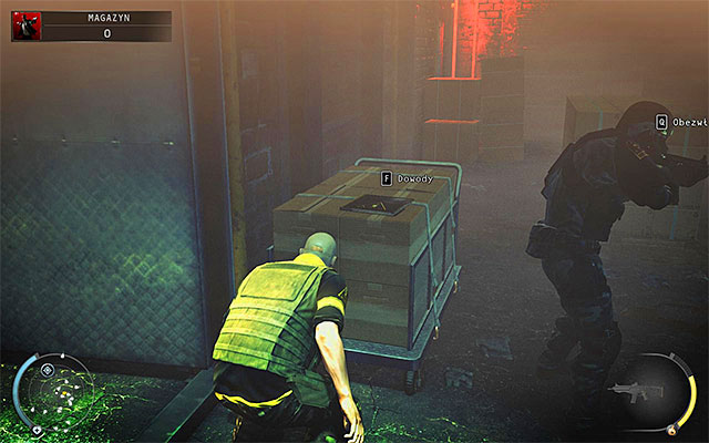 Third evidence can be obtained in the Burn stage - 16: Operation Sledgehammer - Challenges - Hitman: Absolution - Game Guide and Walkthrough