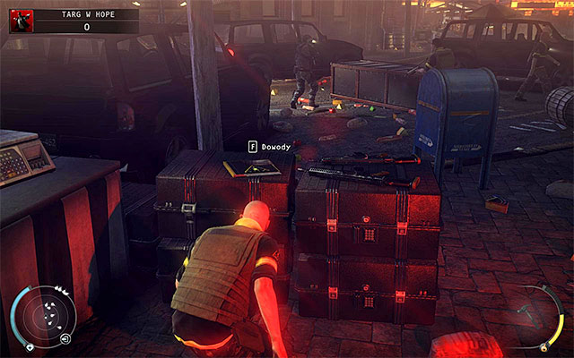 Fourth evidence can be obtained in the Hope Fair stage - 16: Operation Sledgehammer - Challenges - Hitman: Absolution - Game Guide and Walkthrough