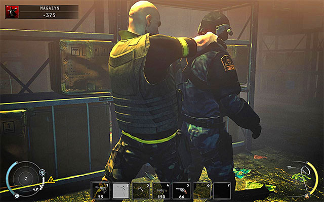 The opportunity to complete this challenge appears in the Burn stage - 16: Operation Sledgehammer - Challenges - Hitman: Absolution - Game Guide and Walkthrough