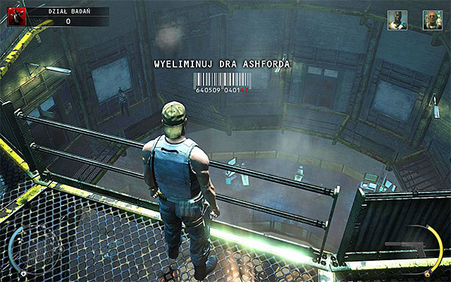 Exploration of the silo starts on its highest level and your task is to get to its lower levels, eliminating Dr - R&D - Exploring R&D - 12: Death Factory - Hitman: Absolution - Game Guide and Walkthrough