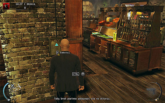 Gun Shop - Getting the key to the cabinet | 8: Bir's Gift ... Hitman Absolution Fuse Box on