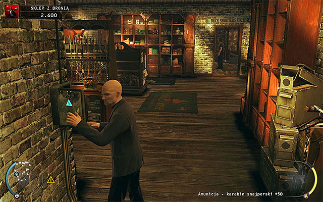 Hitman Absolution Fuse Box : Gun shop acquiring silverballers birdie s gift