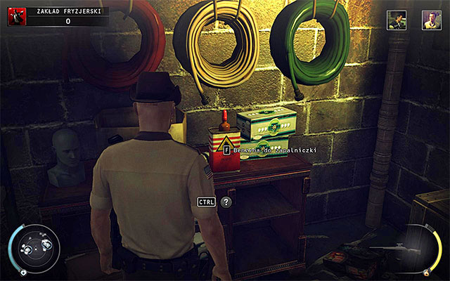 A chance to complete this challenge appears in the Barbershop stage - 9: Shaving Lenny - p. 2 - Challenges - Hitman: Absolution - Game Guide and Walkthrough