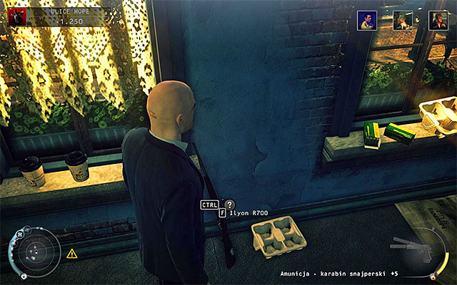 This challenge can be completed in the first stage of the mission - Streets of Hope - 9: Shaving Lenny - p. 2 - Challenges - Hitman: Absolution - Game Guide and Walkthrough