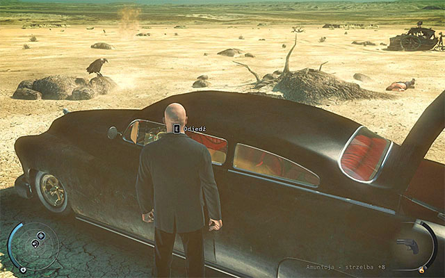 After the successful action you should additionally examine Lenny's body, finding Swiss Derringer - Desert - 10: End of the Road - Hitman: Absolution - Game Guide and Walkthrough