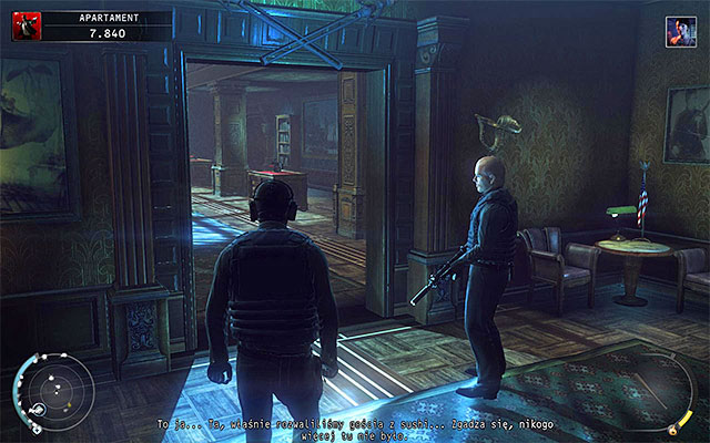 2 - Penthouse - Exploring the penthouse - 18: Blackwater Park - Hitman: Absolution - Game Guide and Walkthrough