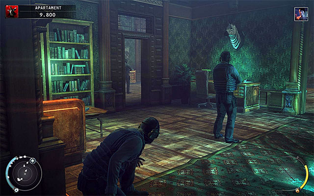 Other rooms are not relevant in getting to know the penthouse - Penthouse - Exploring the penthouse - 18: Blackwater Park - Hitman: Absolution - Game Guide and Walkthrough