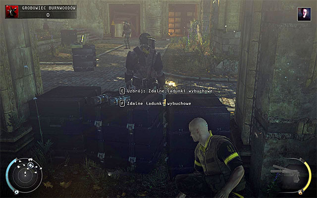 Most precious items can be found near the pillars located on the left - Burnwood Family Tomb - Exploring the tomb area - 20: Absolution - Hitman: Absolution - Game Guide and Walkthrough