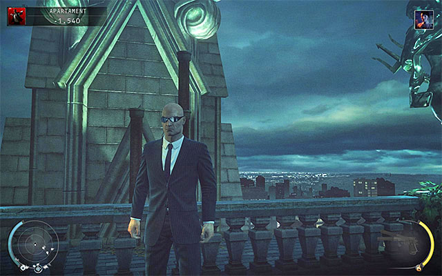 Blackwater bodyguard disguise can be obtained in the Penthouse stage - 18: Blackwater Park - p. 1 - Challenges - Hitman: Absolution - Game Guide and Walkthrough