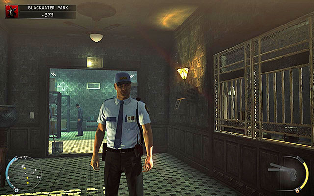 Blackwater Park interior park can be obtained in the Blackwater Park stage - 18: Blackwater Park - p. 1 - Challenges - Hitman: Absolution - Game Guide and Walkthrough