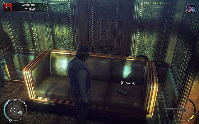 First evidence can be obtained in the Penthouse stage - 18: Blackwater Park - p. 1 - Challenges - Hitman: Absolution - Game Guide and Walkthrough