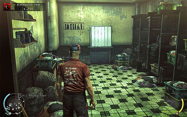 You can complete this challenge in the Blackwater Park stage, after getting to the laundry shown on the above screen - 18: Blackwater Park - p. 1 - Challenges - Hitman: Absolution - Game Guide and Walkthrough