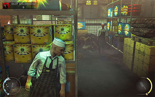 Convenience store getting to the exit 5 hunter and hunted hitman absolution game guide - Start convenience store countryside ...