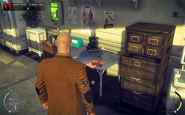 Hitman Absolution Fuse Box : Orphanage halls retrieving fuses lower difficulty