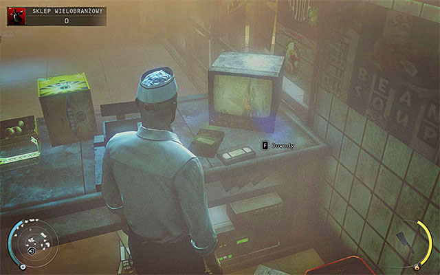 Fourth evidence can be obtained in the Convenience Store stage - 5: Hunter and Hunted - p. 1 - Challenges - Hitman: Absolution - Game Guide and Walkthrough