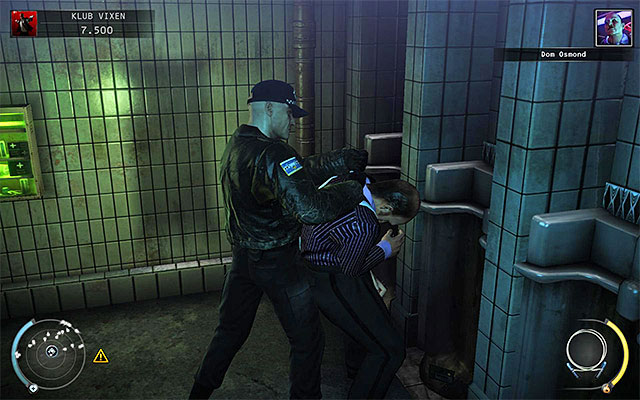 Get Osmond from behind and use the garrote to kill him - 5: Hunter and Hunted - p. 1 - Challenges - Hitman: Absolution - Game Guide and Walkthrough