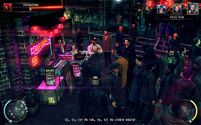 This challenge is completed in the Chinese New Year stage and is connected with Larry Clay - 5: Hunter and Hunted - p. 2 - Challenges - Hitman: Absolution - Game Guide and Walkthrough