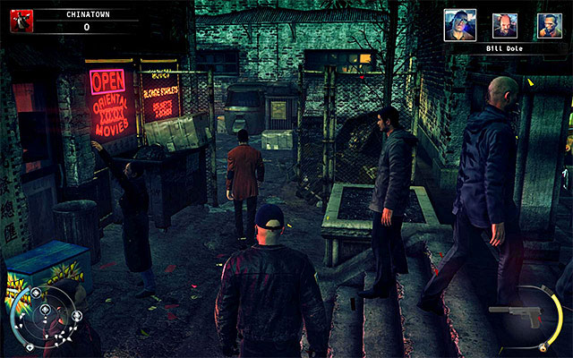 This challenge is completed during the Chinese New Year stage - 5: Hunter and Hunted - p. 2 - Challenges - Hitman: Absolution - Game Guide and Walkthrough