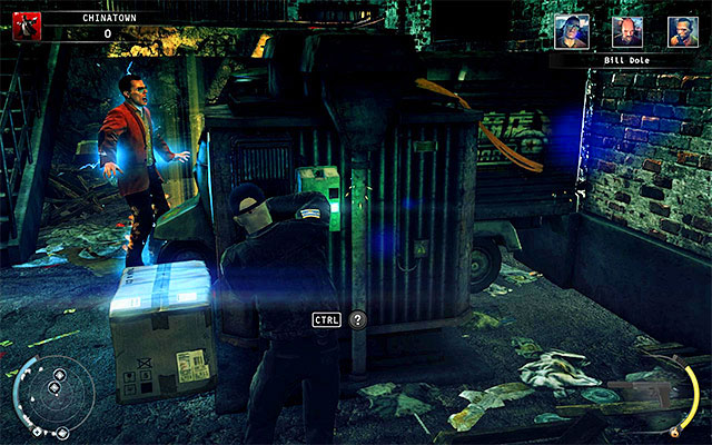 Rig a power cord to trike truck and pull a lever in a proper moment, electrocuting your target - 5: Hunter and Hunted - p. 2 - Challenges - Hitman: Absolution - Game Guide and Walkthrough