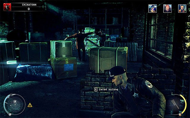 Now wait for Bill is meeting local policemen and gets killed during the shootout - 5: Hunter and Hunted - p. 2 - Challenges - Hitman: Absolution - Game Guide and Walkthrough