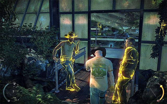 رویکرد گلخانه ای - گلخانه - 1: قرارداد شخصی - هیتمن: Absolution - راهنمای بازی و پیاده روی