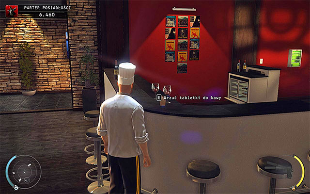 قدم بعدی این است که قرص های خواب آور را به قهوه بفرستید، که سرپرست از زمان ها به نوشیدن می پیوندد - طبقه ی عمارت - 1: قرارداد شخصی - هیتمن: Absolution - راهنمای بازی و پیاده روی